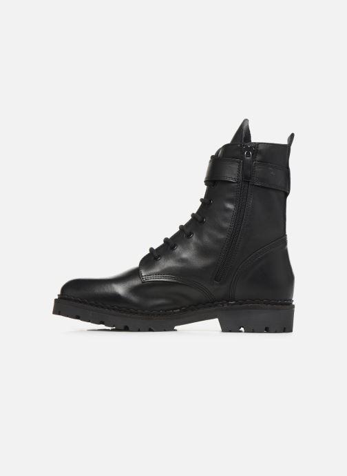 Boots en enkellaarsjes Shoe the bear HAILEY LACE UP L Zwart voorkant