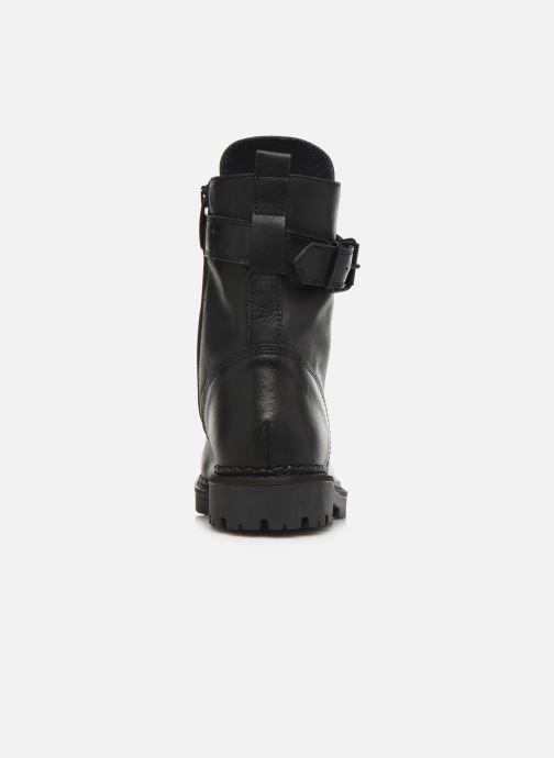 Boots en enkellaarsjes Shoe the bear HAILEY LACE UP L Zwart rechts