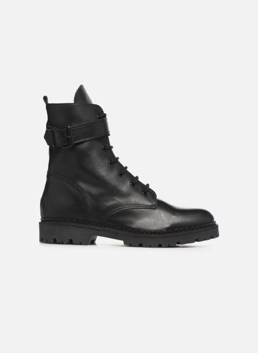 Boots en enkellaarsjes Shoe the bear HAILEY LACE UP L Zwart achterkant