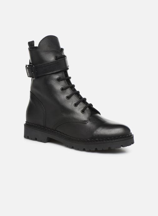 Boots en enkellaarsjes Shoe the bear HAILEY LACE UP L Zwart detail