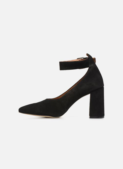 Décolleté Shoe the bear JANE ANKLE S Nero immagine frontale