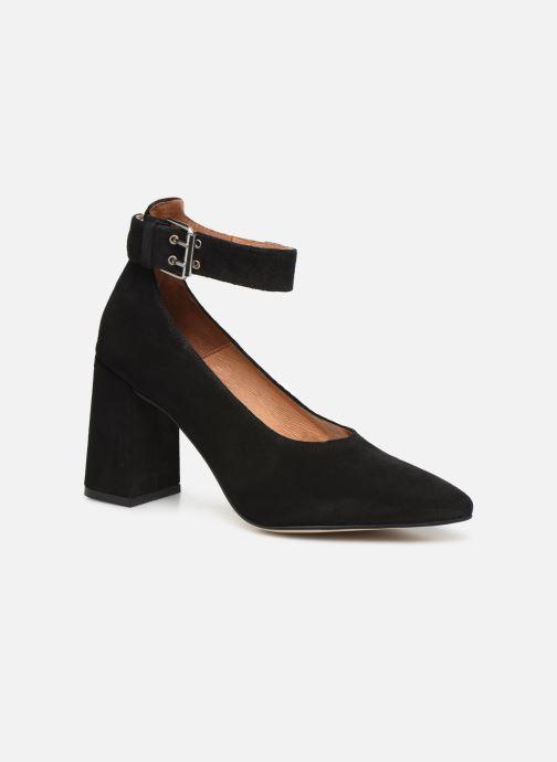 Escarpins Shoe the bear JANE ANKLE S Noir vue détail/paire