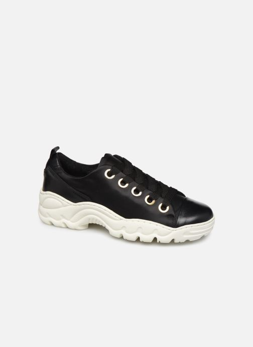 Sneakers Shoe the bear ICEMAN TOE CAP Zwart detail
