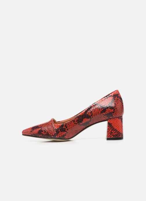 Pumps Shoe the bear ALLISON SNAKE Rood voorkant