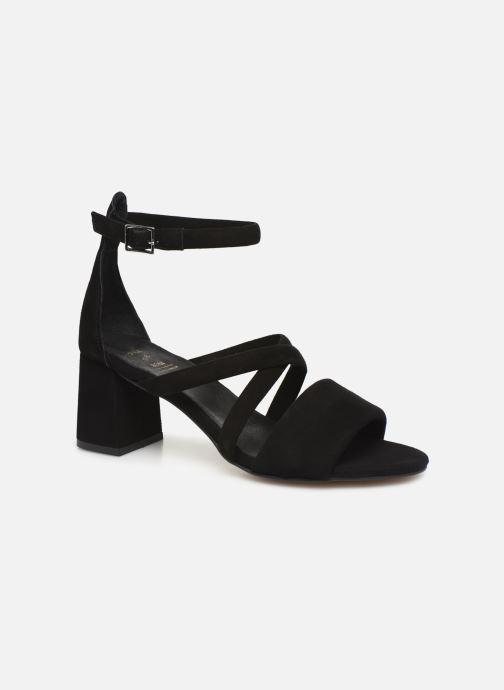 Sandales et nu-pieds Shoe the bear MAY PUFF S Noir vue détail/paire
