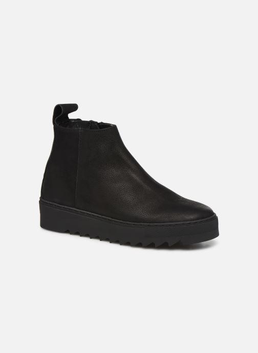 Bottines et boots Shoe the bear LOUI N Noir vue détail/paire