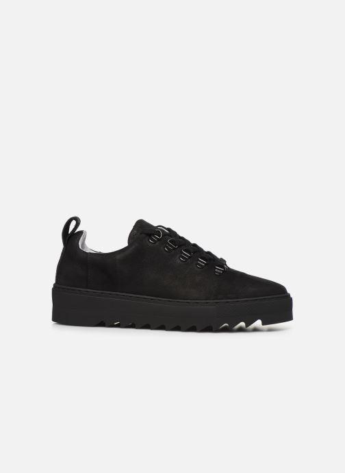Sneakers Shoe the bear LOUI SNEAKER N Zwart achterkant
