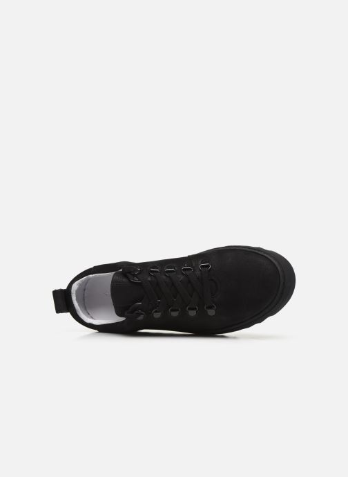 Baskets Shoe the bear LOUI SNEAKER N Noir vue gauche