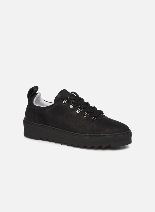 Sneakers Shoe the bear LOUI SNEAKER N Zwart detail