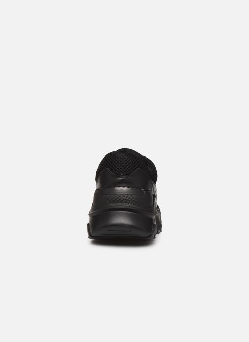 Baskets Shoe the bear BRENDA MIX Noir vue droite