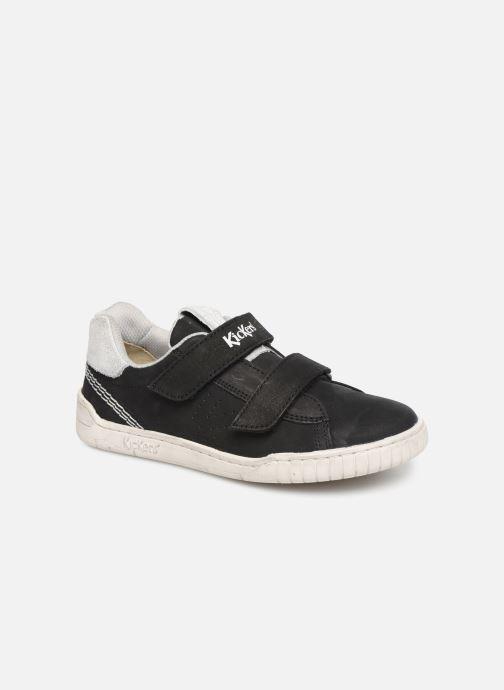 Sneaker Kickers Wizz schwarz detaillierte ansicht/modell