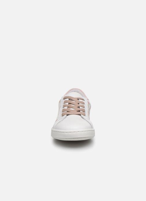 Baskets I Love Shoes JOFLOW LEATHER Blanc vue portées chaussures