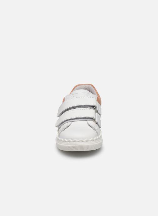 Sneakers I Love Shoes JOCROK LEATHER Bianco modello indossato