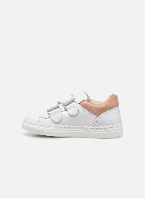 Sneakers I Love Shoes JOCROK LEATHER Bianco immagine frontale