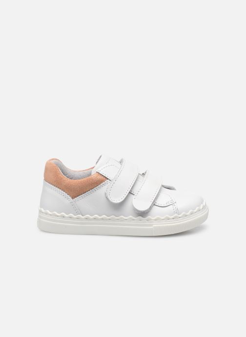Sneakers I Love Shoes JOCROK LEATHER Bianco immagine posteriore