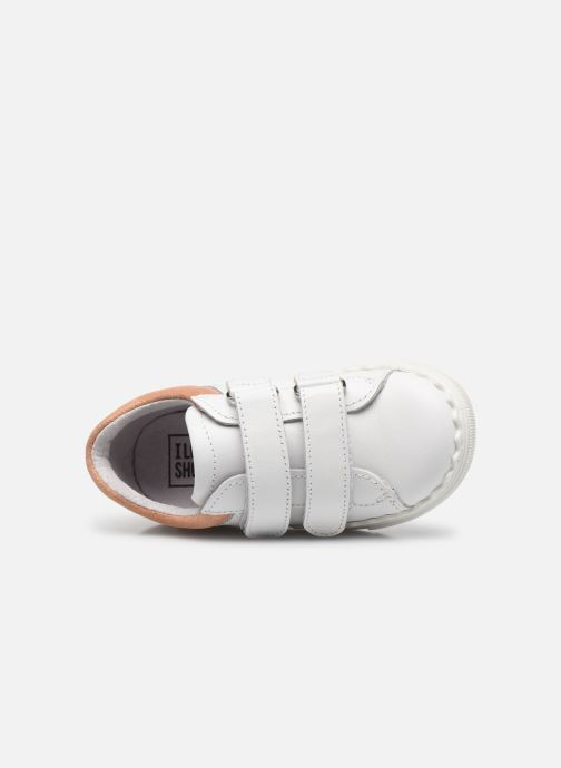 Sneakers I Love Shoes JOCROK LEATHER Bianco immagine sinistra