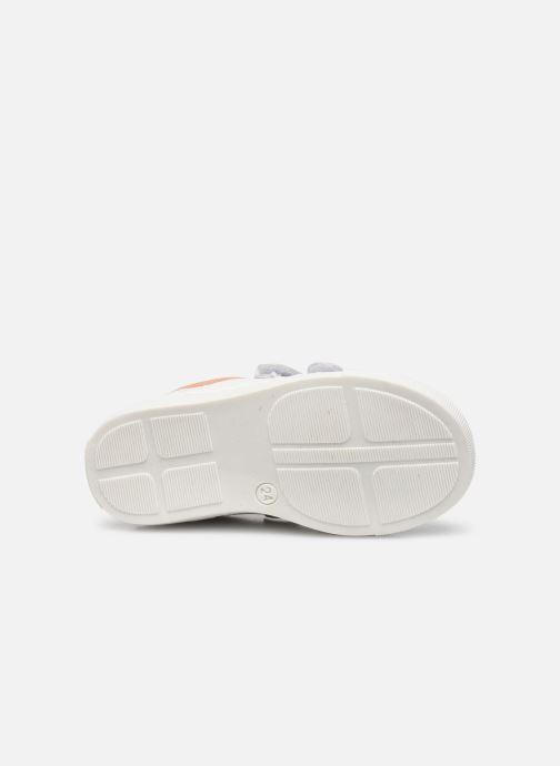 Sneakers I Love Shoes JOCROK LEATHER Bianco immagine dall'alto