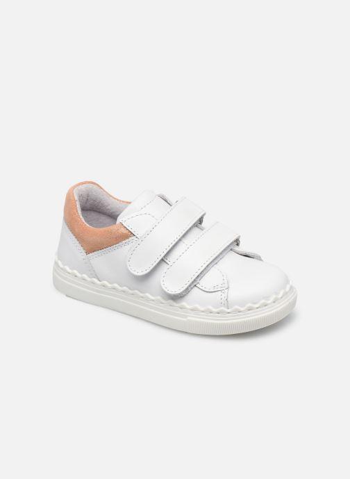 Sneakers I Love Shoes JOCROK LEATHER Bianco vedi dettaglio/paio