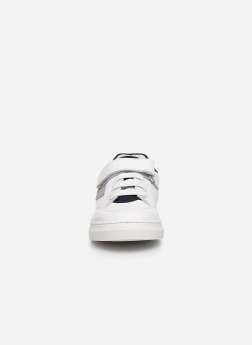 Sneakers I Love Shoes JOKER LEATHER Bianco modello indossato