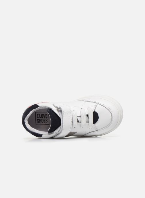 Sneakers I Love Shoes JOKER LEATHER Bianco immagine sinistra