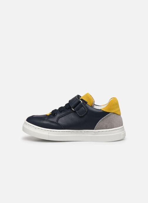 Sneakers I Love Shoes JOKER LEATHER Azzurro immagine frontale