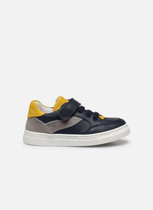 Sneakers I Love Shoes JOKER LEATHER Azzurro immagine posteriore
