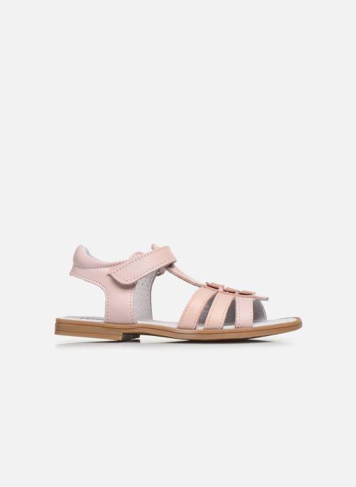 Sandali e scarpe aperte I Love Shoes JOLANA LEATHER Rosa immagine posteriore