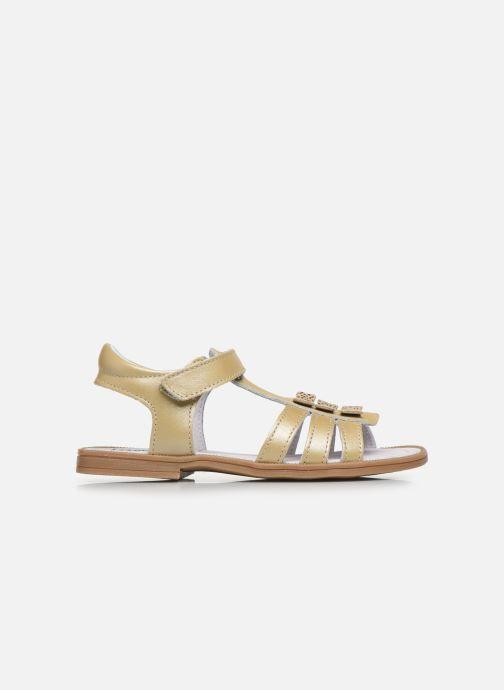 Sandales et nu-pieds I Love Shoes JOLANA LEATHER Beige vue derrière
