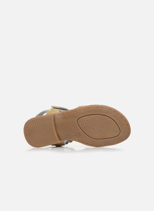 Sandales et nu-pieds I Love Shoes JOLANA LEATHER Beige vue haut