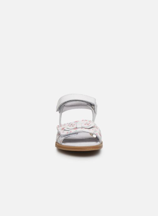 Sandalias I Love Shoes JOUNA LEATHER Blanco vista del modelo