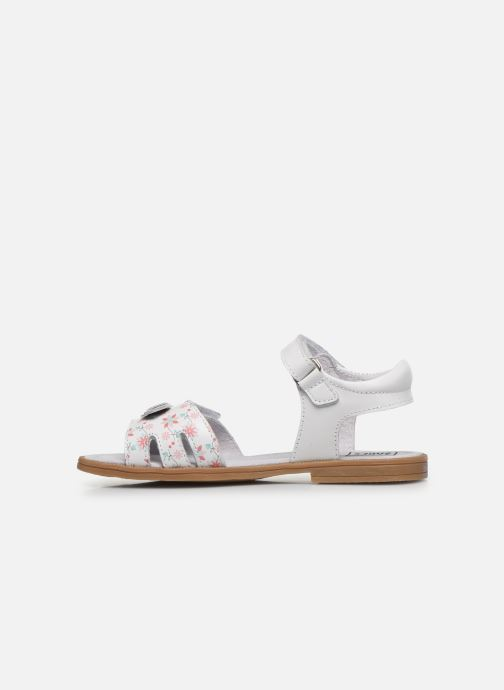 Sandales et nu-pieds I Love Shoes JOUNA LEATHER Blanc vue face