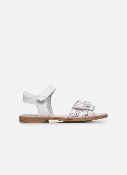 Sandales et nu-pieds I Love Shoes JOUNA LEATHER Blanc vue derrière
