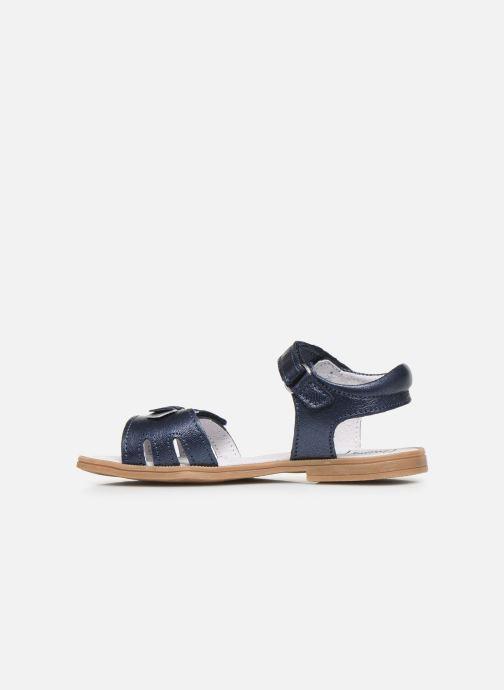 Sandalias I Love Shoes JOUNA LEATHER Azul vista de frente