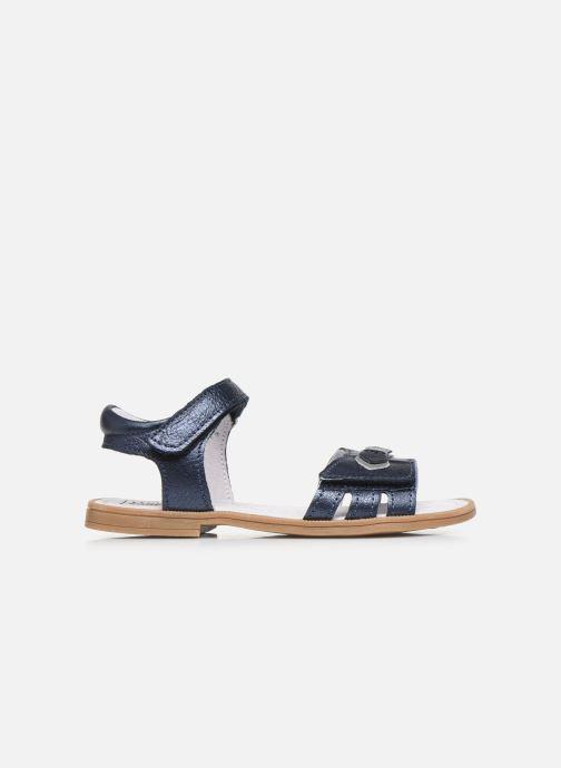 Sandalias I Love Shoes JOUNA LEATHER Azul vistra trasera