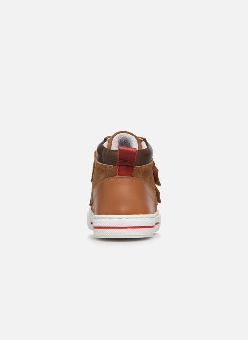 Sneakers I Love Shoes JOSSEY LEATHER Marrone immagine destra