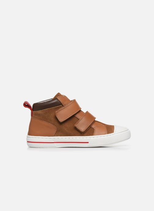 Sneakers I Love Shoes JOSSEY LEATHER Marrone immagine posteriore
