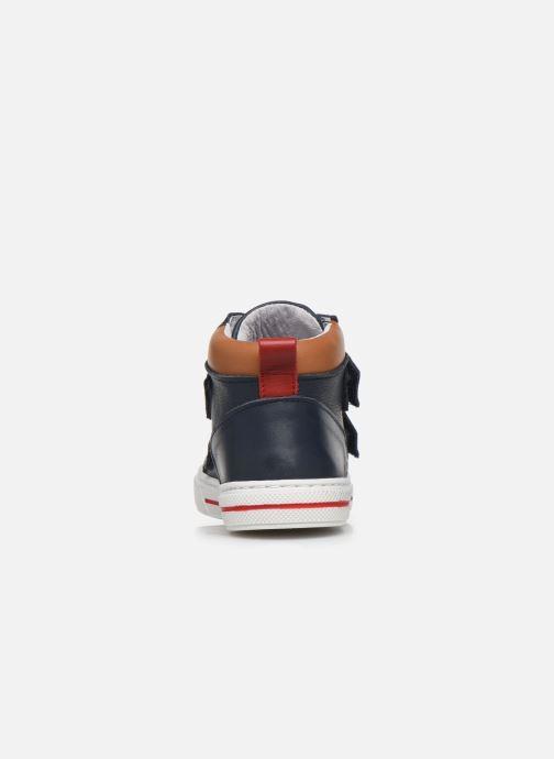 Sneakers I Love Shoes JOSSEY LEATHER Blauw rechts