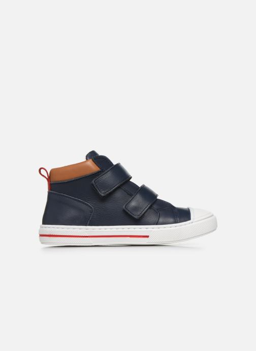 Sneakers I Love Shoes JOSSEY LEATHER Blauw achterkant