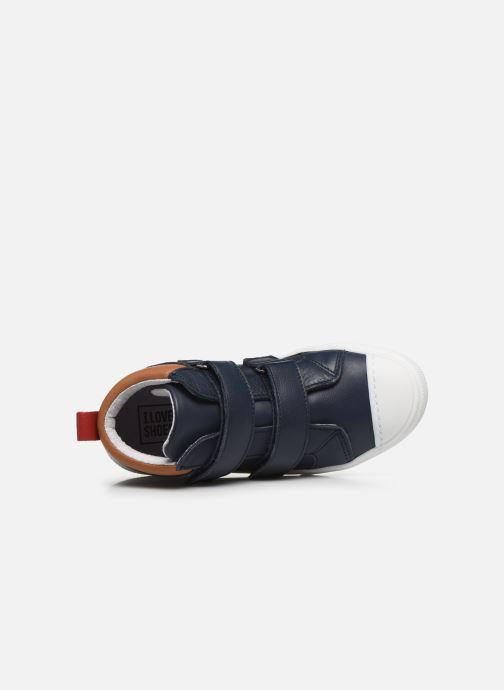 Sneakers I Love Shoes JOSSEY LEATHER Blauw links