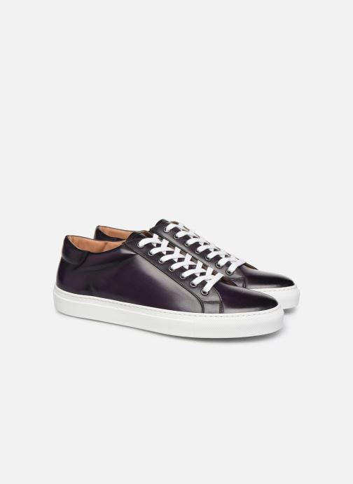 Sneakers Polo Ralph Lauren Severn-Sneakers-Athletic Shoe Azzurro immagine 3/4