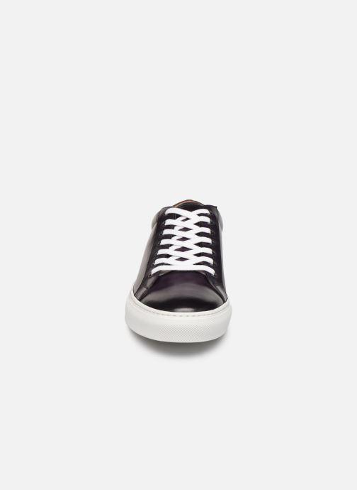 Baskets Polo Ralph Lauren Severn-Sneakers-Athletic Shoe Bleu vue portées chaussures