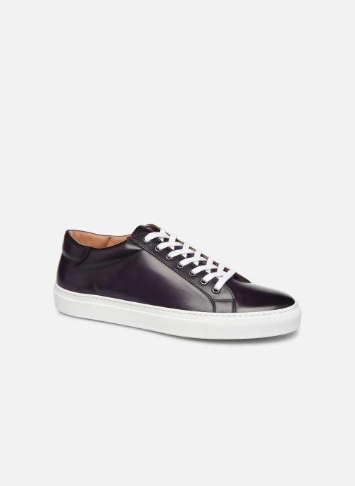 Sneakers Polo Ralph Lauren Severn-Sneakers-Athletic Shoe Blauw detail