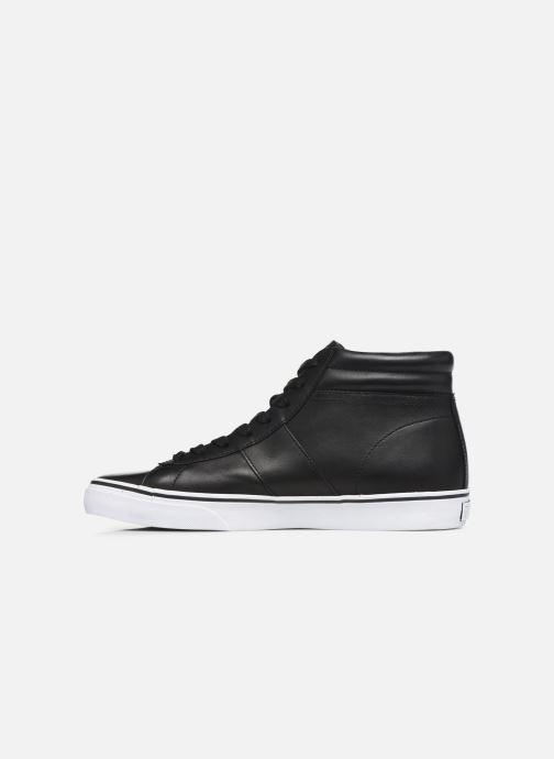 Sneaker Polo Ralph Lauren Shaw-Sneakers-Vulc schwarz ansicht von vorne