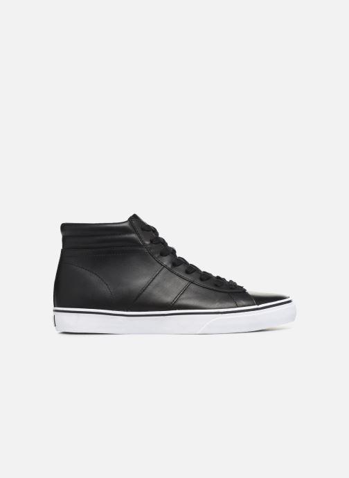 Sneaker Polo Ralph Lauren Shaw-Sneakers-Vulc schwarz ansicht von hinten