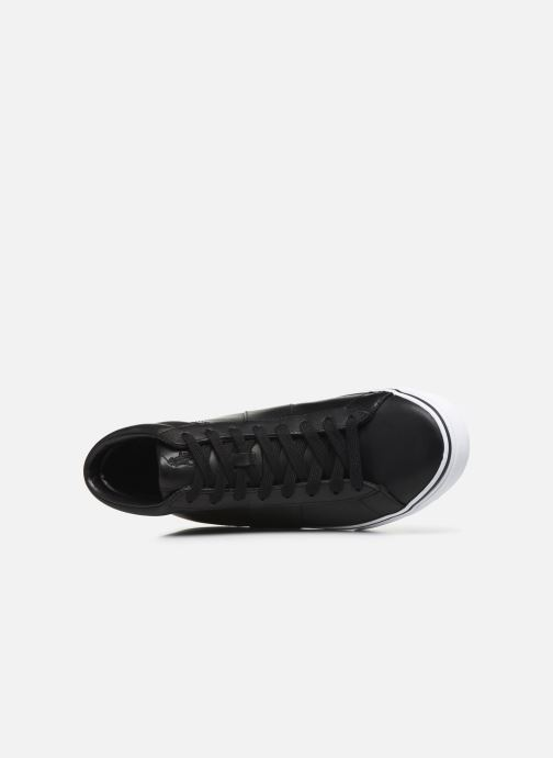 Trainers Polo Ralph Lauren Shaw-Sneakers-Vulc Black view from the left