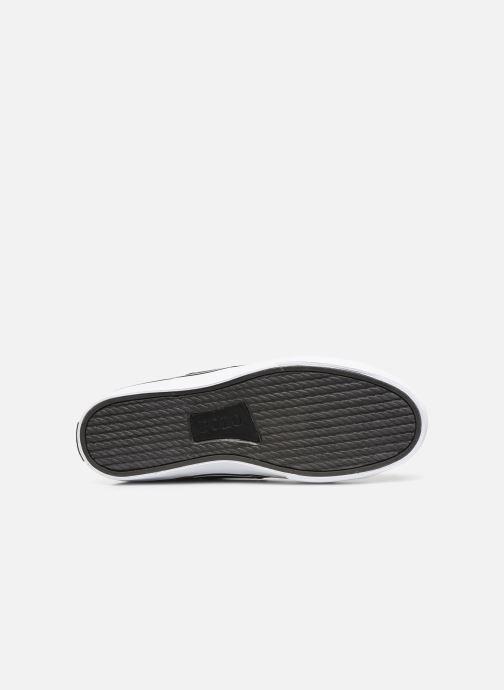 Sneaker Polo Ralph Lauren Shaw-Sneakers-Vulc schwarz ansicht von oben