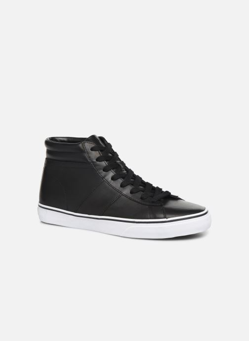 Baskets Polo Ralph Lauren Shaw-Sneakers-Vulc Noir vue détail/paire