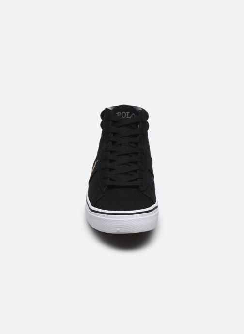 Deportivas Polo Ralph Lauren Shaw-Sneakers-Vulc Negro vista del modelo