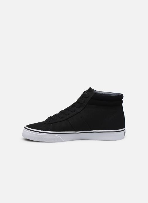 Deportivas Polo Ralph Lauren Shaw-Sneakers-Vulc Negro vista de frente