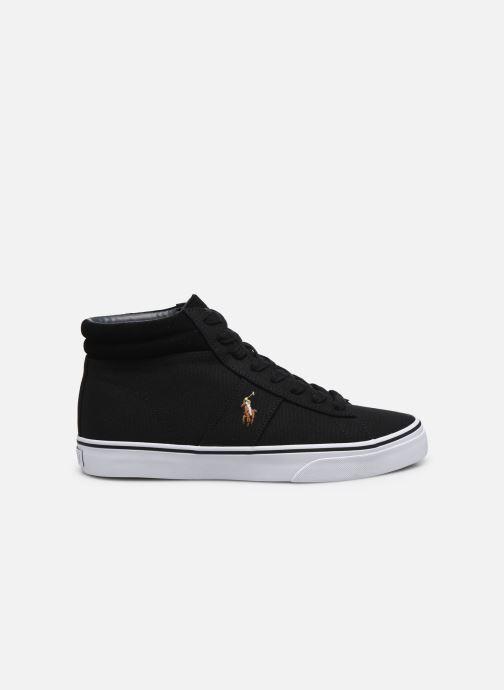 Deportivas Polo Ralph Lauren Shaw-Sneakers-Vulc Negro vistra trasera